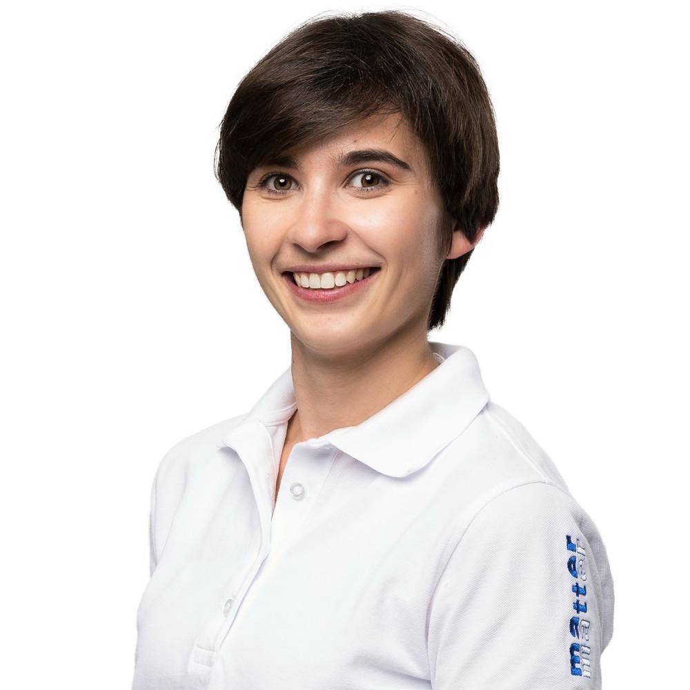 Monika Rutishauser, Klinikchefin und Prophylaxe-Assistentin