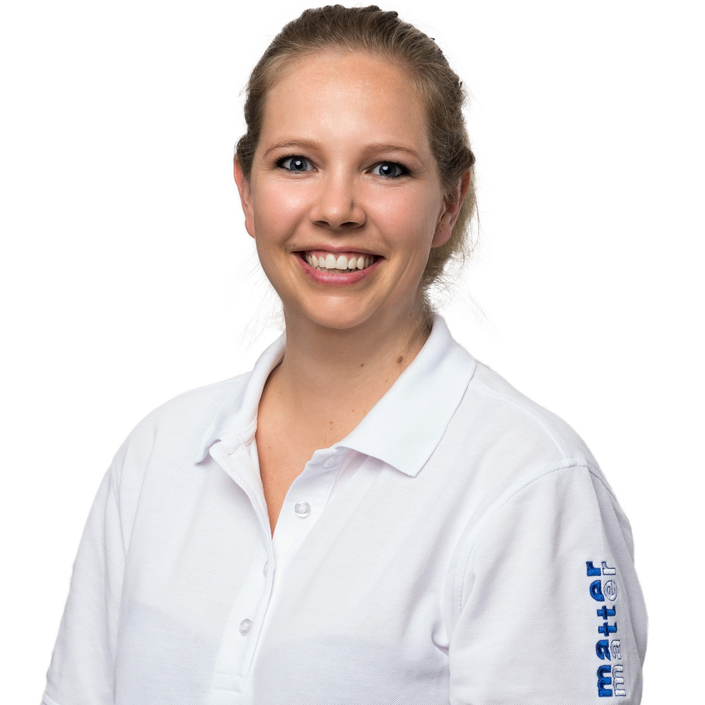 Martina Wenger, Dental- und Prophylaxe-Assistentin